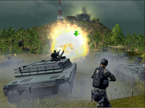 三角洲特种部队7攻略停车版下载_三角洲特种威力黄花机场加强图片