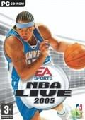 NBA LIVE 2005中文白金版