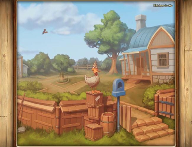 写意农场下载_幽默温馨的模拟经营类的小游戏