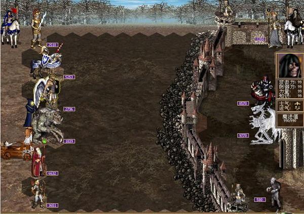 英雄无敌3地图包合集 68张hero3地图合集