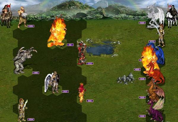 英雄无敌3地图包合集