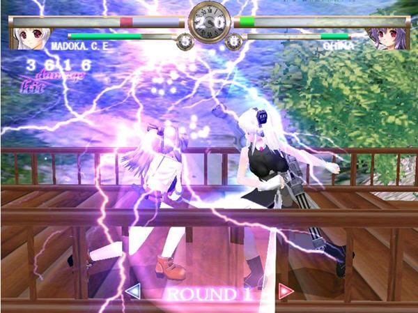 soulsaber3d美女格斗 飞翔游戏