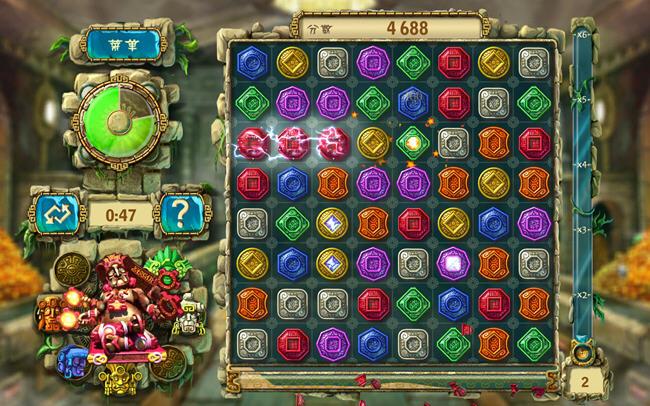蒙提祖玛的宝藏3中文版下载_蒙提祖玛的宝藏