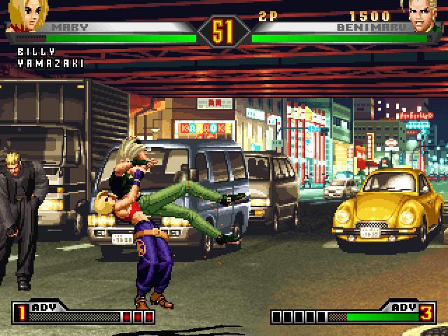 拳皇98终极对决pc版下载 单机游戏下载基地