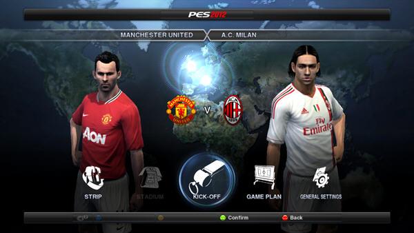 实况足球2012 (pro evolution soccer 2012)硬盘版