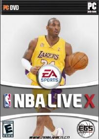 NBA LIVE X(NBA LIVE X)硬盘版