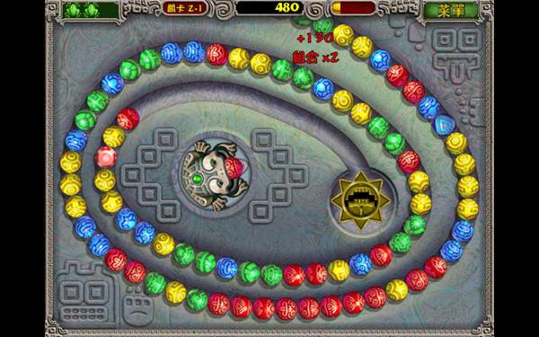 祖玛传奇游戏_祖玛传奇中文版下载_祖玛传奇中文版单机游戏