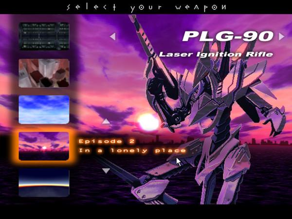 云之恐惧横版飞行射击游戏