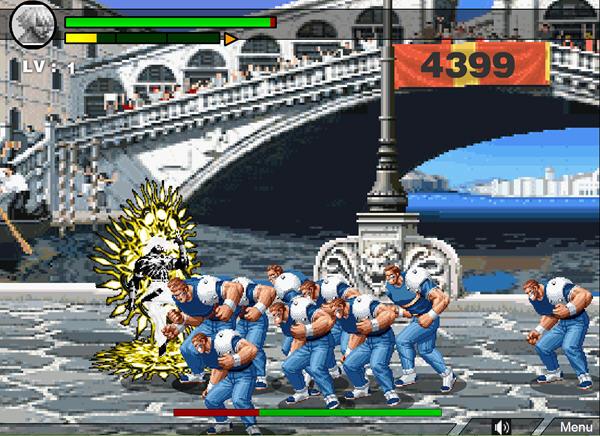拳皇无双黑暗大蛇版超级变态无限连