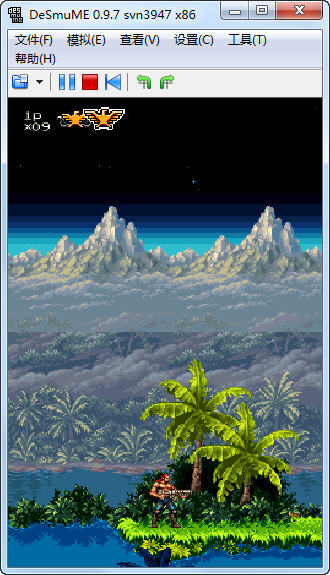 nds 魂斗罗/游戏介绍Konami公司在时隔20年后的今天,再次为玩家们带来了...