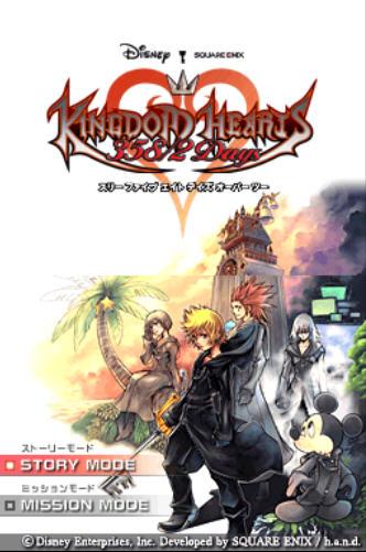 kingdom hearts 2 final mix iso