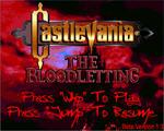 恶魔城:血液解放(Castlevania The Bloodletting)