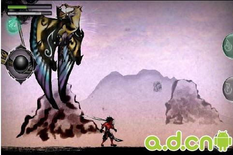 2d横版动作游戏《墨鬼》登入安卓平台