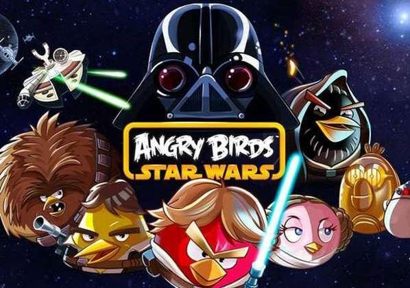 《愤怒的小鸟 星球大战》新情报公布