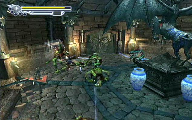 鬼武者2游戏截图