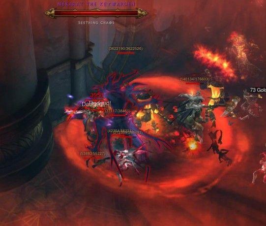 《暗黑3》1.05地狱火戒指的合成攻略详解