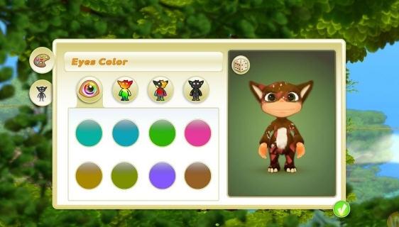 模拟养成类小清新游戏《动物4》介绍