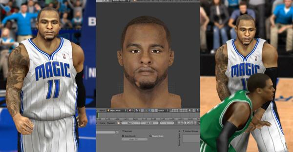 NBA2K13全明星面补小合集下载 单机游戏下载