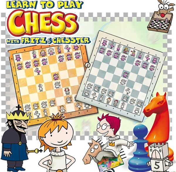 幼儿园象棋图解