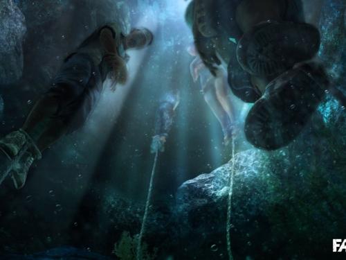 孤岛惊魂3超恐怖bt的宣传片