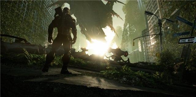 纳米服主角再战纽约 《孤岛危机3》游戏截图泄露