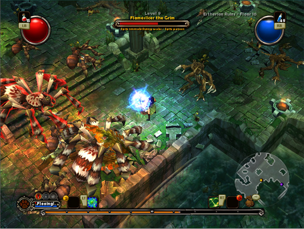 how to set up 2 player mode for diablo 3