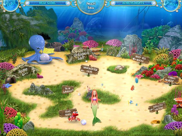 美人鱼 魔幻/美人鱼冒险:魔幻珍珠完整硬盘版