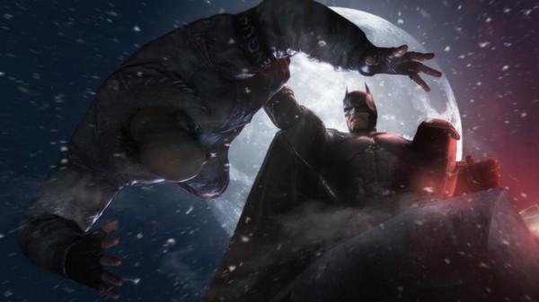 蝙蝠侠阿甘起源截图2