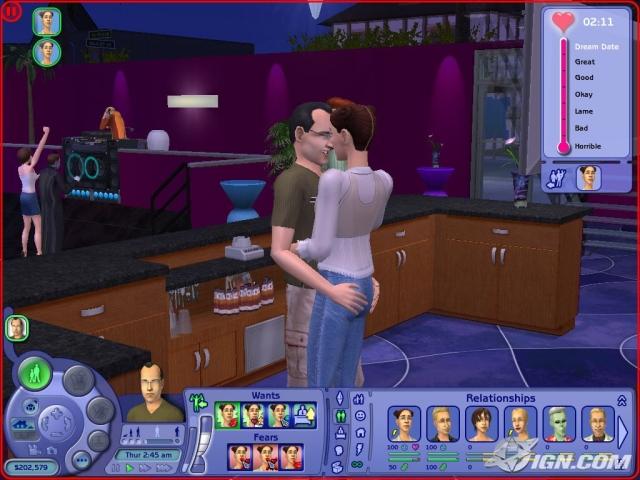 Вуху, дети : На запакованные в архивах. уроки, по игре The Sims 2 Коды, мод