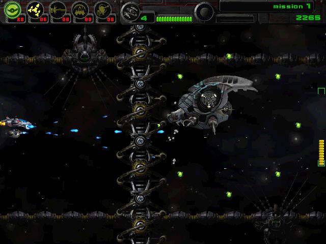 太空战机下载_单机游戏下载