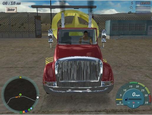 18轮大卡车:护航截图0