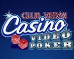 拉斯维加斯赌场俱乐部:视频扑克(Club Vegas Casino: Video Poker)