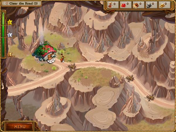 矮人之家:伟大的水晶十字军截图1