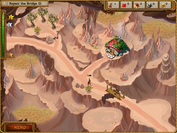 矮人之家:伟大的水晶十字军截图2