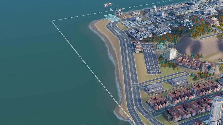 模拟城市5过山车道路建造教程(附视频)