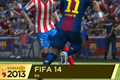 最真实的物理碰撞《FIFA 14》游戏细节演示