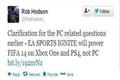 《FIFA 14》PC版沿用旧引擎 画面不及次世代