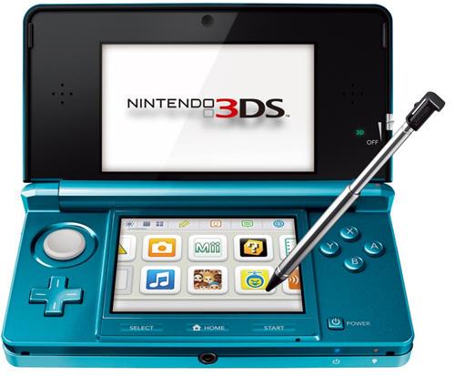 任天堂3DS掌机北美销量首次超过XBOX360主