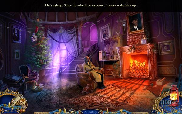 查尔斯・狄更斯:圣诞颂歌截图1