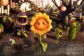 《植物大战僵尸花园战争》将与《植物大战僵