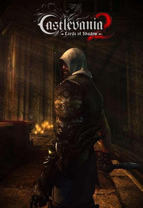 吸血鬼猎手登场《恶魔城 暗影之王2》艺术设定欣赏