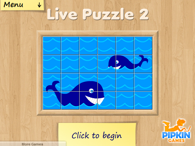 动态 海底/海底动态拼图2 (live puzzle2)...