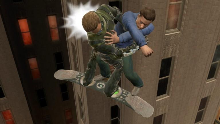 蜘蛛侠/游戏介绍这是根据蜘蛛侠3同名电影改编的3D动作游戏,游戏版将...