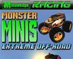 怪物迷你终极越野车(Monster Minis Extreme Off-Road)
