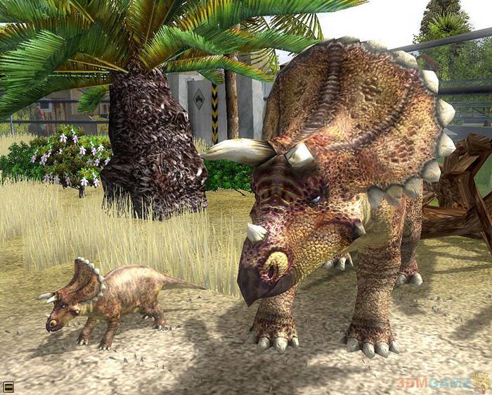 野生动物园大亨2:恐龙世界