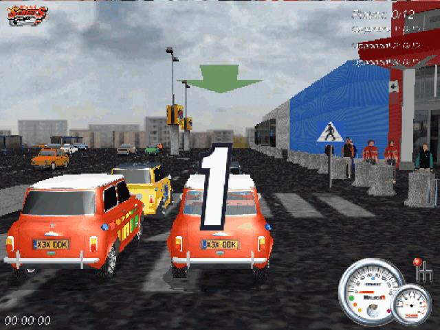 街道北京赛车手截图1