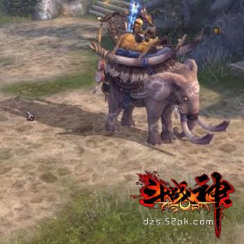 《斗战神》最新坐骑大全 坐骑获取方法