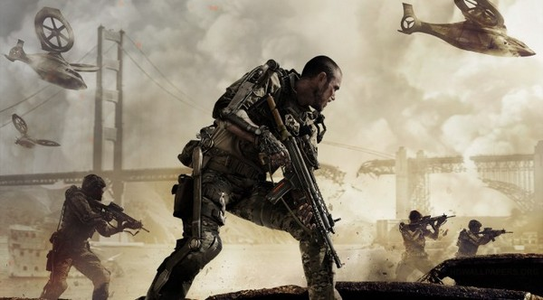 高级战争3_《使命召唤11高级战争》或可能提供第三人称模式