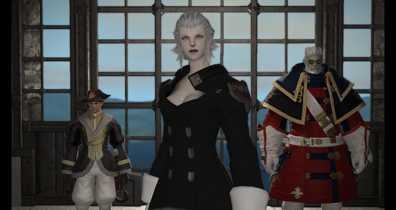 黑涡团的御姐都督