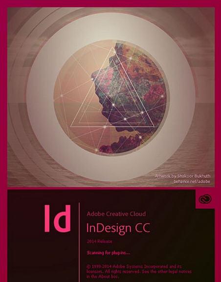 adobe indesign cc 2015圖片